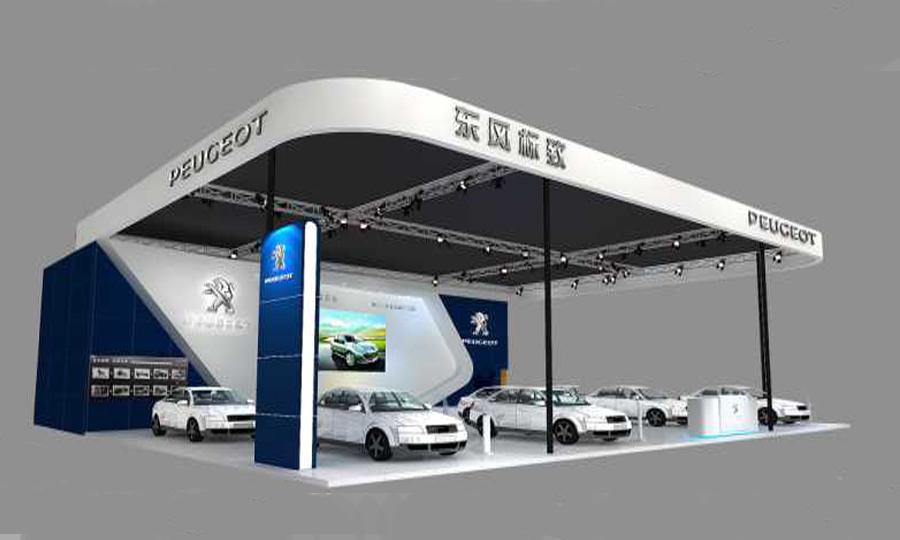 东风标致2012郑州国际车展